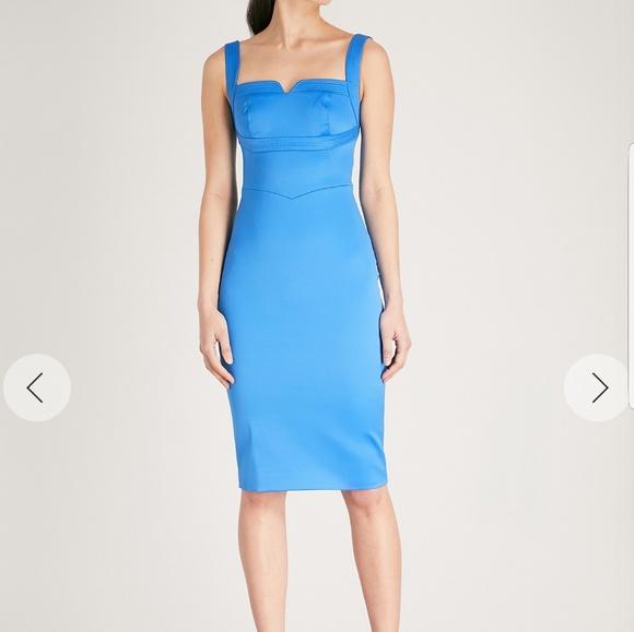 c2b3adf5f49 Karen Millen Dresses | Blue Dress Us 6 | Poshmark